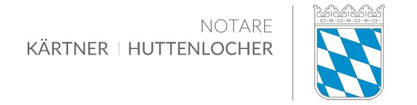 Notare Kärtner & Dr. Huttenlocher